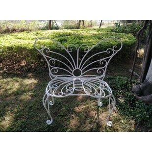 Astonishing White Metal Garden Butterfly Chair Lamtechconsult Wood Chair Design Ideas Lamtechconsultcom