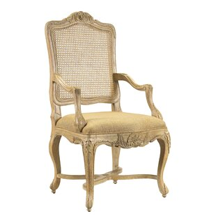 One Allium Way Pizano Solid Wood Dining Chair