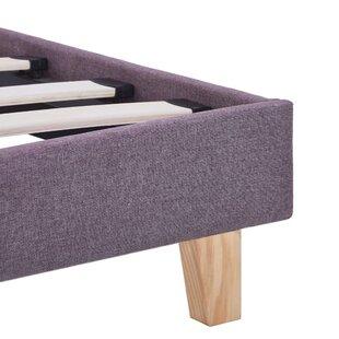 Samaira Upholstered Bed Frame By Ebern Designs