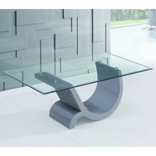 Omega Coffee Table Fab Glass and Mirror