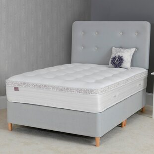 Evie Pocket Sprung Divan Bed By Norden Home