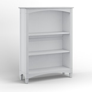 Shop For Bonneau Standard Bookcase by Harriet Bee Reviews (2019) & Buyer's Guide