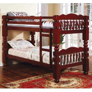 Order Englewood Twin/Twin Bunk Bed by Harriet Bee Reviews (2019) & Buyer's Guide