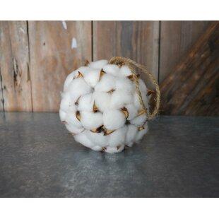 Merrill Faux Cotton Ball Vase Filler Set Of 6