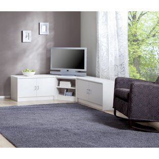 Molly Corner TV Stand For TVs Up To 40