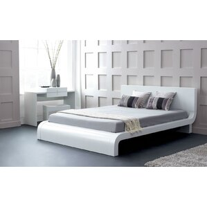 Leraine Platform Bed by Wade Logan