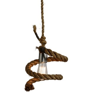 Meyda Tiffany 1-Light Bulb Pendant