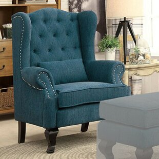 Enyeart Wingback Chair by Darby Home Co