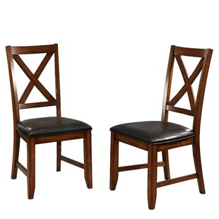 Lockwood Upholstered Dining Chair (Set of 2) by Red Barrel Studio