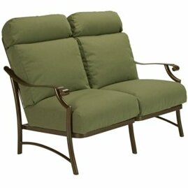 Tropitone Montreux II Loveseat with Cushions
