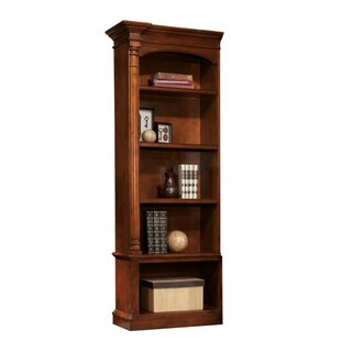 Caylee Standard Bookcase by DarHome Co Top Reviews
