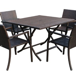 5 Piece Dining Set Jeco Inc.