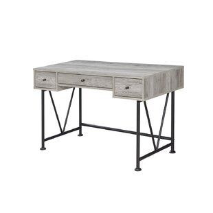 Woodward Wood Writing Desk