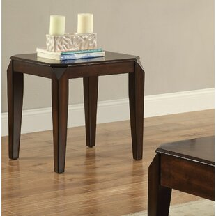 Affordable Price Palou End Table by Darby Home Co Reviews (2019) & Buyer's Guide