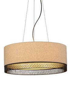 LBL Lighting 4-Light Pendant