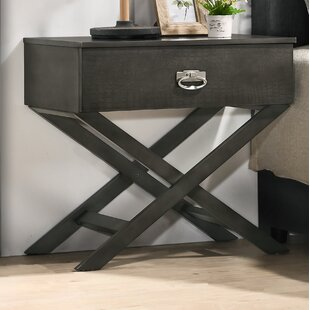 Trista 1 Drawer Nightstand
