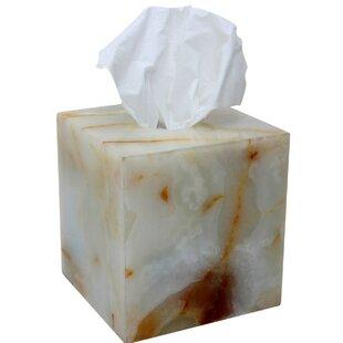 World Menagerie Stockbridge Tissue Box Cover