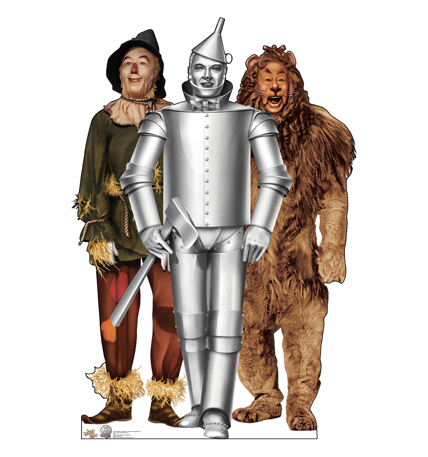 """Photo Print 13 x 19/"""" The Wizard of Oz Tin Man"""