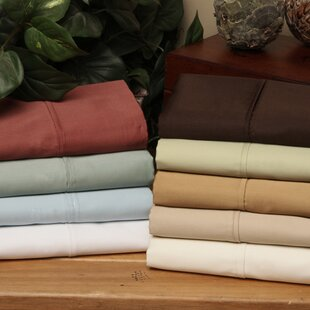 Wrinkle Resistant 300 Thread Count 100% Cotton Sheet Set