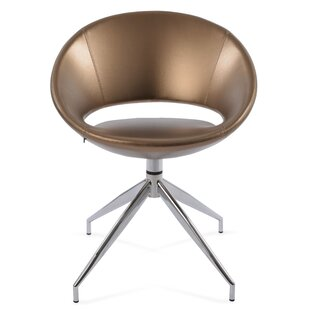 Crescent Spider Swivel Side Chair Today Only Sale