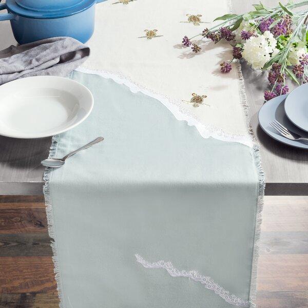 Sea Glass Table Runner Wayfair