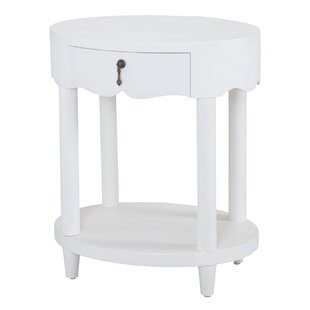 Torkelson End Table by Bay Isle Home