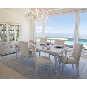 Glimmering 7 Piece Dining Set by Michael ..