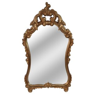 Astoria Grand Brown Wall Mirror