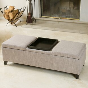 Schmidt Storage Ottoman by Win..