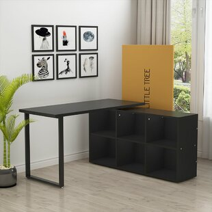 Patchin Modern L-Shaped Writing Desk