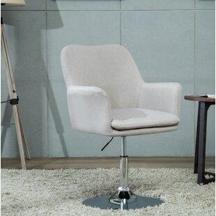 Orren Ellis LePage Pedestal Swivel Office Chair