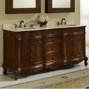 Mangold 72 Double Bathroom Vanity by Astoria Grand