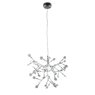 Brayden Studio Early 30-Light Sputnik Chandelier