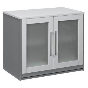 Ebern Designs Rivas 2 Door Accent Cabinet