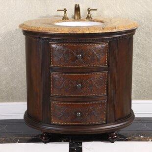 36 Single Bathroom Vanity Set by InFurniture