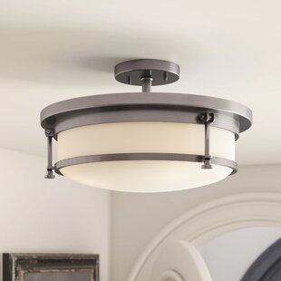 Stuti 4-Light Semi Flush Mount by Gracie Oaks