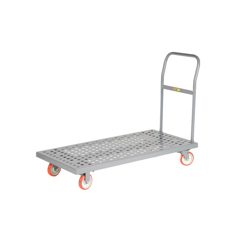 Stacking Table Truck AdirOffice Folding Table Caddy Steel Body Carrier with Locking Swivel Caster Wheels 900 Lbs Capacity Wheeled Cart with Removable Side States