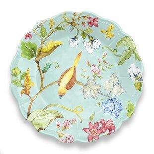 Spring Chinoi 28cm Melamine Dinner Plate (Set Of 4) By Tar Hong