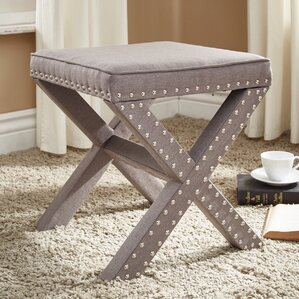 Hawking Ottoman by Willa Arlo Interiors