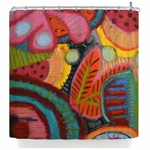 Jeff Ferst Tropic Delight Shower Curtain ByEast Urban Home