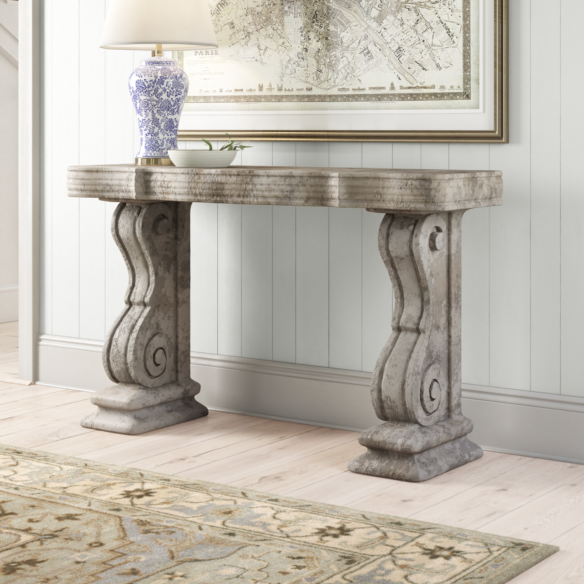 Picture of: Bachman 60 Console Table Reviews