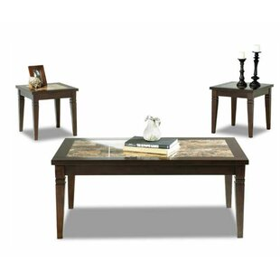 Tatum 3 Piece Coffee Table Set
