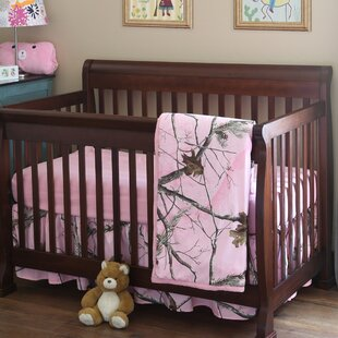 Affordable Realtree AP 3 Piece Crib Bedding Set By Realtree Bedding