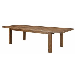 Loon Peak Lyons Extendable Dining Table
