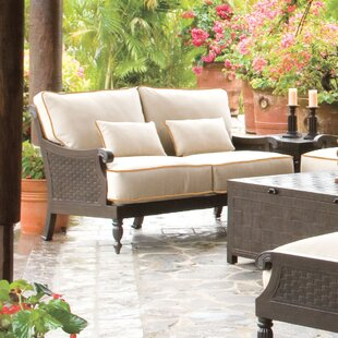 Jakarta Loveseat with Cushions by Leona
