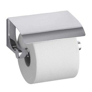 loure covered horizontal toilet tissue holder