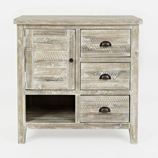 Munguia Wooden Multi-Space 3 Drawer Accent Cabinet by Gracie Oaks