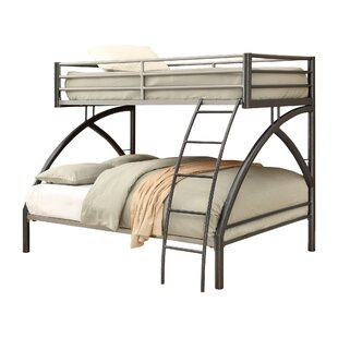 Twin Over Full Bunk Bed by Wildon Home® Modern