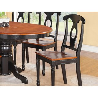 Aimee Solid Wood Dining Chair (Set of 2) by August Grove SKU:AA533955 Description