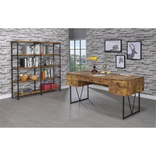 Lund Desk 3 Piece Set